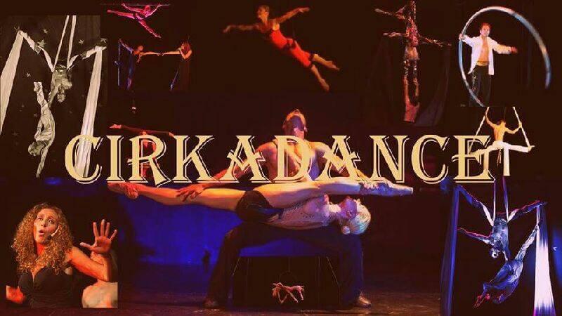 cirkadance spectacle