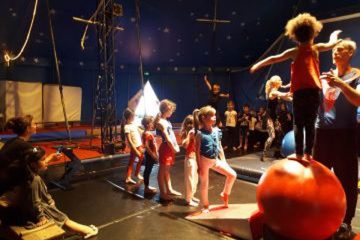 stage groupe cirque cirkadance