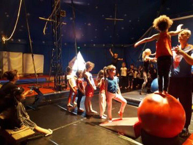 stage groupe cirque cirkadance