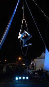 spectacle cirkadance esterel caravaning
