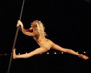 cirkdance spectacle pole dance